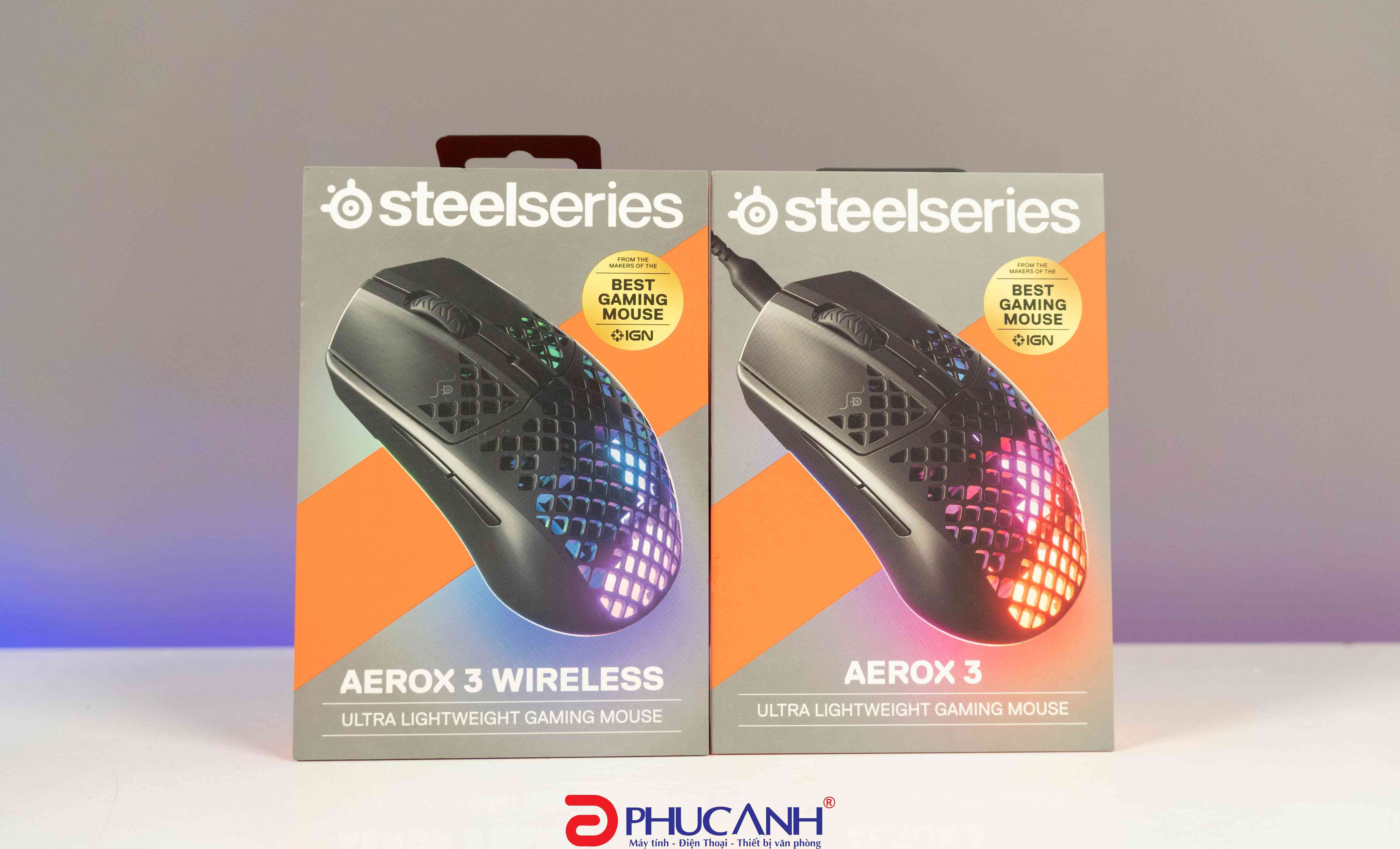 [Review] SteelSeries Aerox 3 | Anh em nhà tổ ong