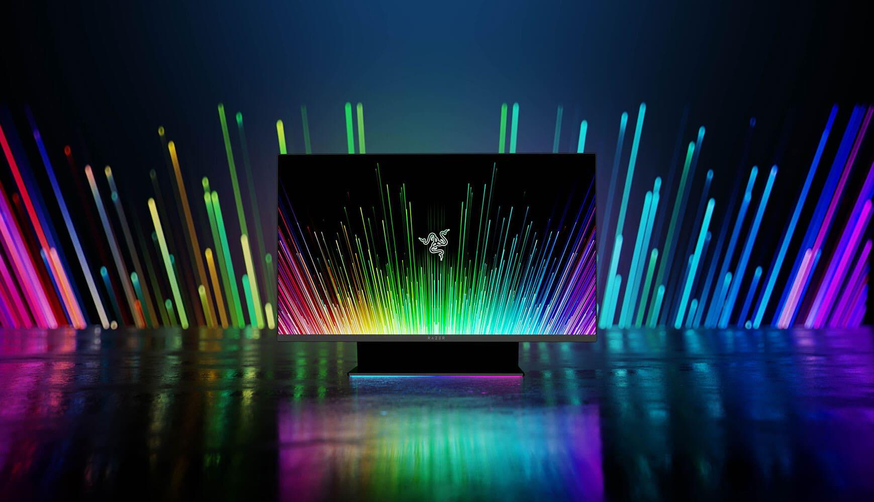 [Giới thiệu] Razer ra mắt màn hình gaming Raptor 27
