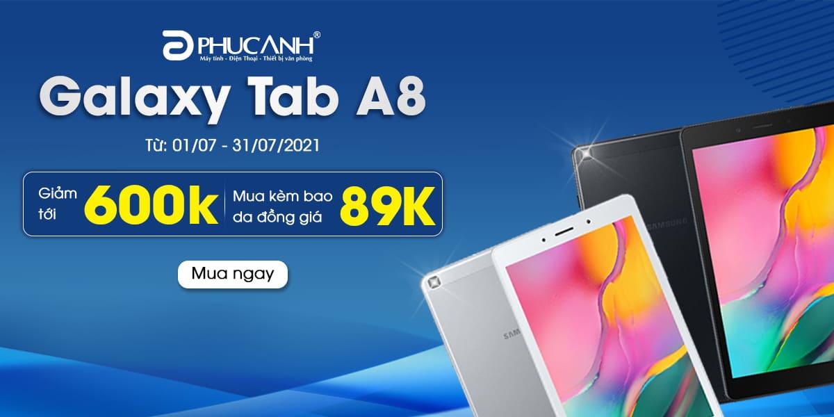 [Khuyến mại] Galaxy Tab A8