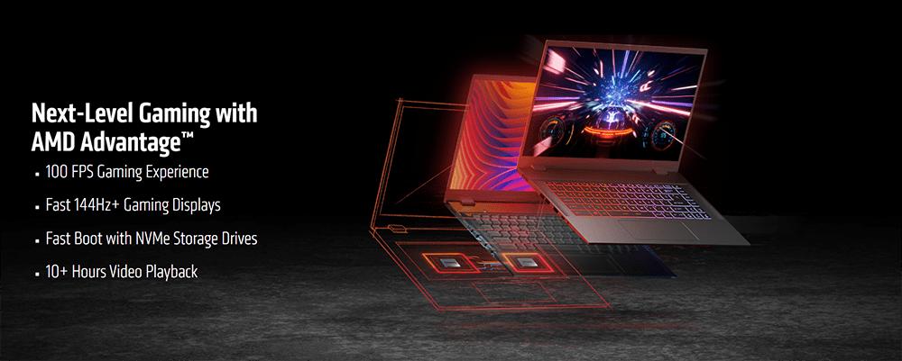 AMD Advantage -  Quy chuẩn mới mang đến trải nghiệm game được nâng cấp toàn diện