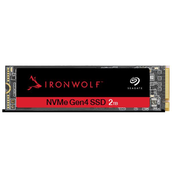 [Công nghệ] Seagate giới thiệu SSD IronWolf 525 chuyên dụng cho ổ lưu trữ mạng NAS