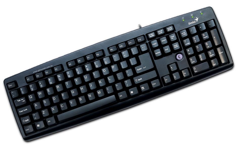 Bàn phím Genius KB-06XE USB