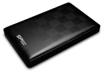 Ổ cứng di động Silicon Power 1Tb D03 (Đen)