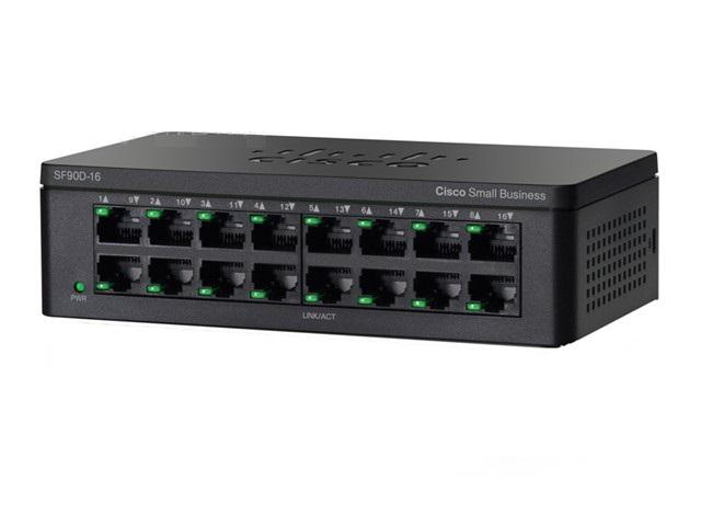 Thiết bị chia mạng Cisco SF95D-16