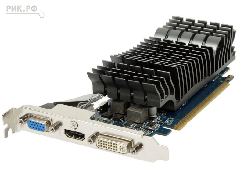 Asus GT610-SL-1GD3-L ( 1Gb/ DDR3/ 64Bit)