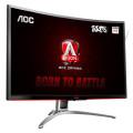 Màn hình gaming AOC AG322FCX 31.5Inch IPS