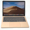 Laptop Apple Macbook Air MREF2 256Gb (2018) (Gold)