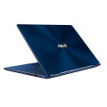 Laptop Asus Zenbook Flip UX362FA-EL205T Xanh (i5-8265U/8GB/512GB SSD/13.3FHD/VGA ON/Win10/Blue/Túi/Bút)