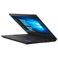 Laptop Lenovo Thinkpad E490 20N8S0CK00 (Core i5-8265U/4Gb/1Tb HDD/ 14.0'/VGA ON/Finger Print/ Win10/Black)