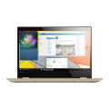 "Laptop Lenovo Yoga 520 14IKBRL 81C800LGVN (Core i3-7020U/4Gb/1Tb HDD/ 14.0""HD/Touch/VGA ON/Win10/Gold/vỏ nhôm)"