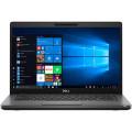 "Laptop Dell Latitude 5400 70194817 (Core i5 8365U/ 8Gb/ 256Gb SSD/ 14.0"" FHD/VGA ON/ DOS/Black)"