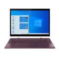 Laptop Lenovo Yoga Duet 7 13IML05 82AS009BVN (Core i7 10510U / RAM 8Gb/ 512Gb SSD/ 13.3Inch WQHD/ Touch/ Pen/ VGA ON/ Win10/ Tím/ vỏ kim loại.