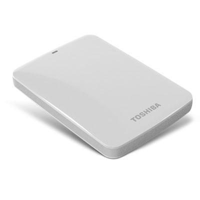 Ổ cứng di động Toshiba Canvio connect 500Gb USB3.0 Trắng