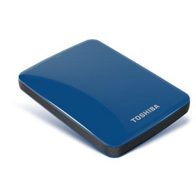 Ổ cứng di động Toshiba Canvio connect 500Gb USB3.0 Xanh