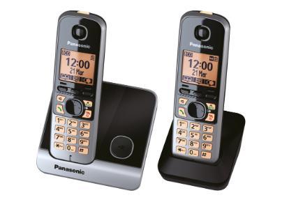 Điện thoại Kéo dài Panasonic KXTG6712