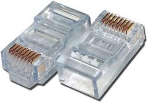 Đầu mạng RJ45 (nhựa, loại 1)