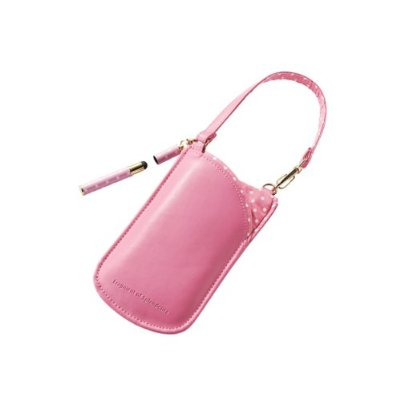 Túi đựng điện thoại DĐ kèm bút cảm ứng Elecom P-01CCGPPN