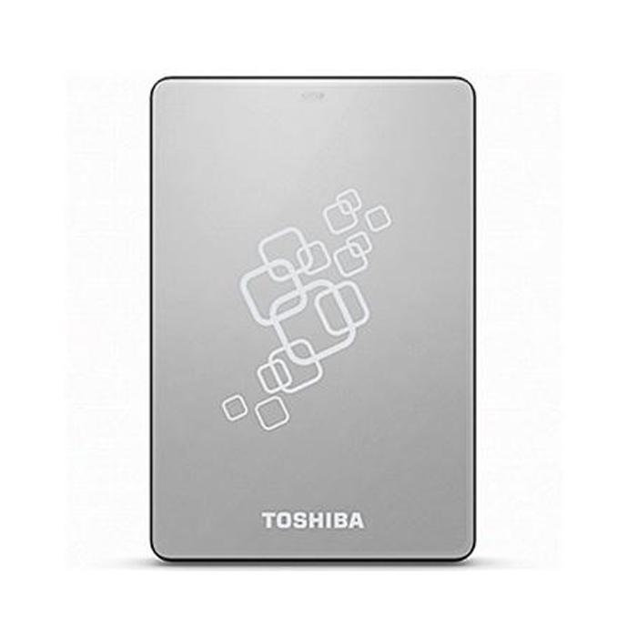 Ổ cứng di động Toshiba Canvio 500Gb USB3.0 Bạc