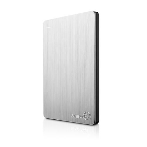 Ổ cứng di động Seagate Slim 500Gb USB3.0 Bạc