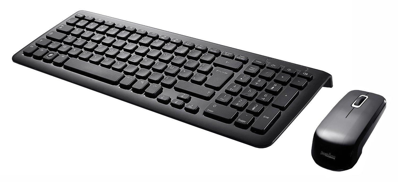 Bộ bàn phím chuột không dây Perixx 710B