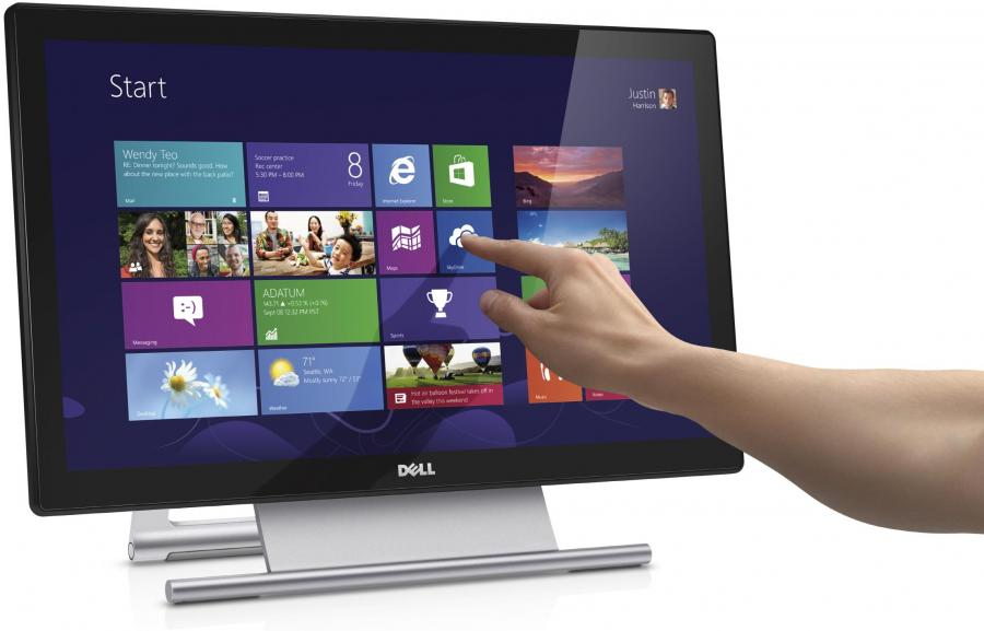 Màn hình Dell S2240T 21.5Inch LED Touch (Touch Screen)