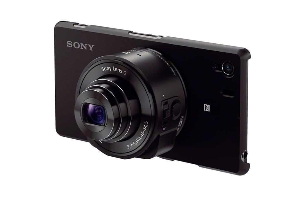 Ống kính Sony DSC-QX10 (Ống kính sử dung với điện thoại)