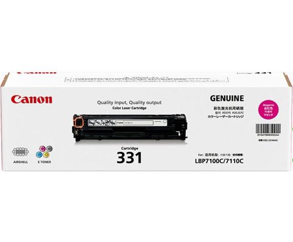 Mực máy in laser Canon 331M - Dùng cho: LBP7110Cw, LBP7100Cn