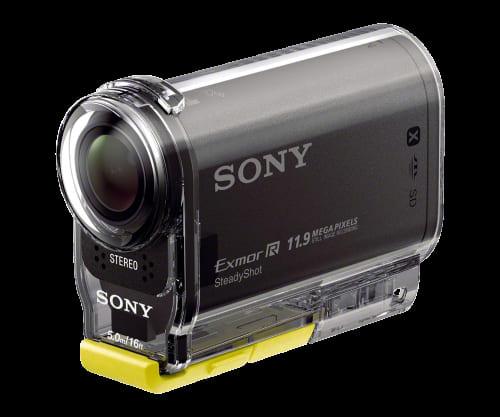 Máy quay KTS Sony Handycam HDR-AS30V - Black