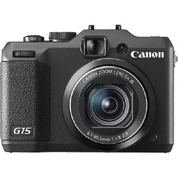 Máy ảnh KTS Canon PowerShot G15 - Black