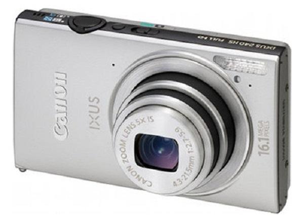 Máy ảnh KTS Canon Ixus 240HS - Silver