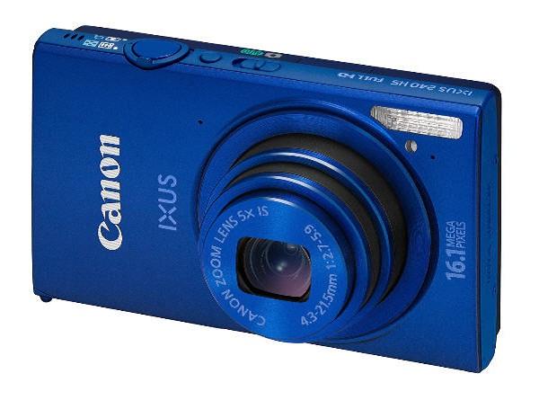 Máy ảnh KTS Canon Ixus 240HS - Green