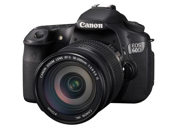 Máy ảnh KTS Canon EOS 60D 18200-Đen - Black