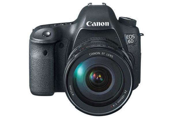 Máy ảnh KTS Canon EOS 6D Body - Black