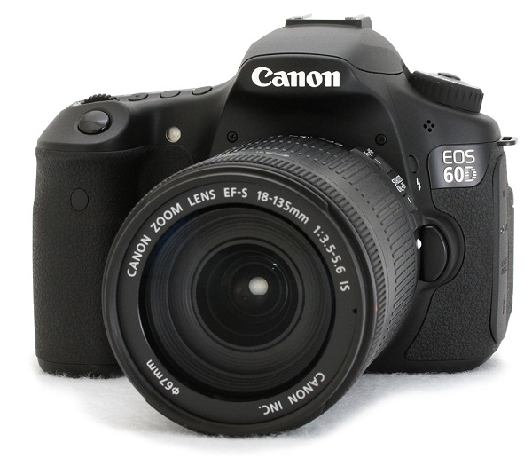 Máy ảnh KTS Canon EOS 60D 18135-Đen - Black