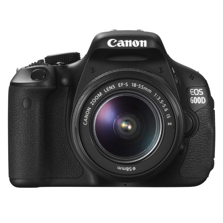 Máy ảnh KTS  Canon EOS 600D Body - Black