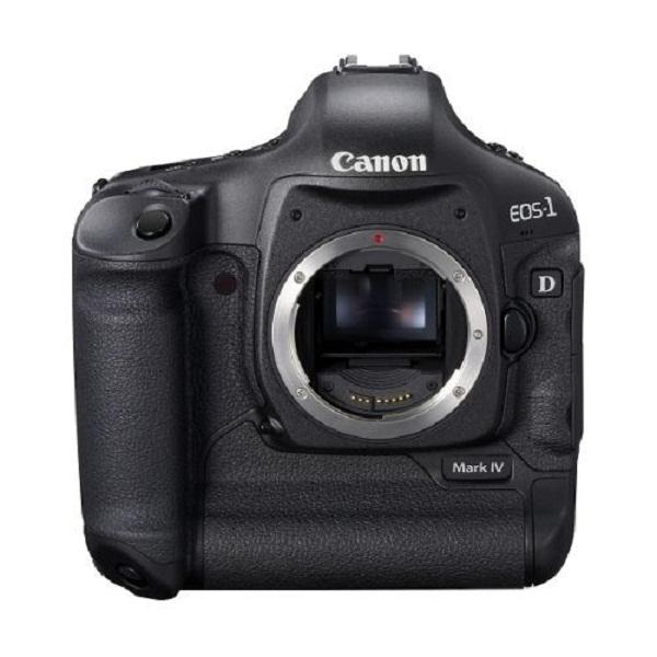 Máy ảnh chuyên dụng Canon EOS 1D Mark IV Body - Black