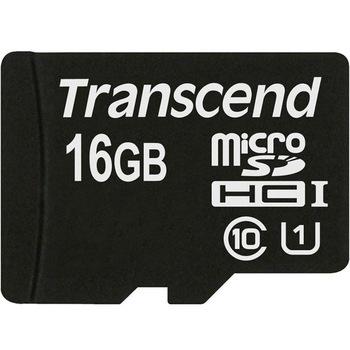 Thẻ nhớ Micro SD Transcend 16Gb Class 10