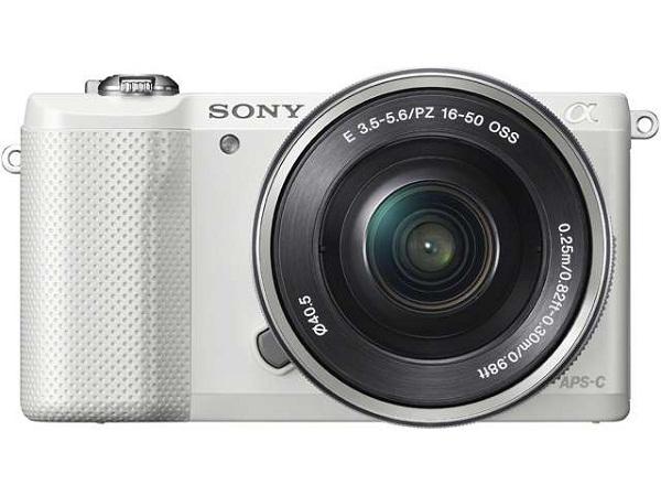 Máy ảnh KTS Sony Alpha ILCE-5000L - White
