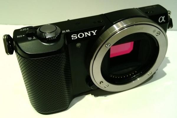 Máy ảnh KTS Sony Alpha ILCE-5000L - Black