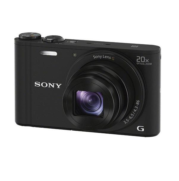 Máy ảnh KTS Sony CyberShot DSC-WX350 - Black