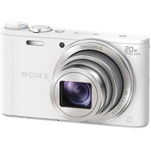 Máy ảnh KTS Sony CyberShot DSC-WX350 - White
