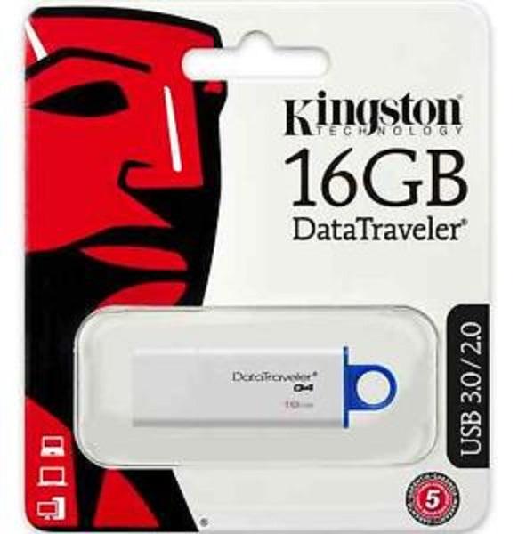 USB Kingston DTIG4 16Gb USB3.0
