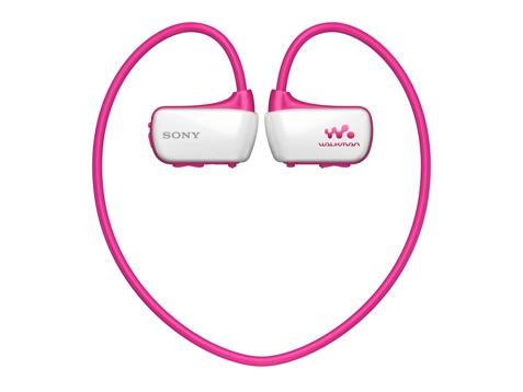 Máy nghe nhạc Sony NWZ W273S 4Gb - Pink