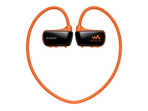 Máy nghe nhạc Sony NWZ W273S 4Gb - Orange