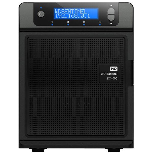 Ổ lưu trữ mạng Western Digital Sentinel DX4000 12Tb