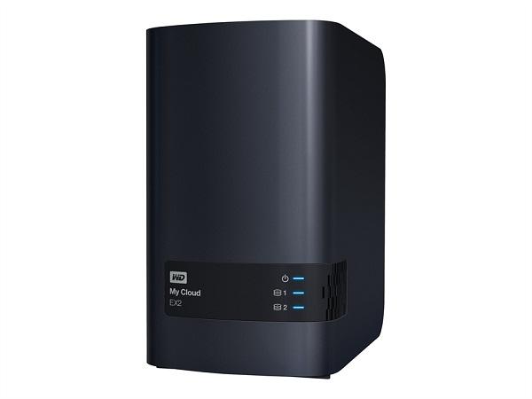 Ổ lưu trữ mạng Western Digital My Cloud EX2 8Tb