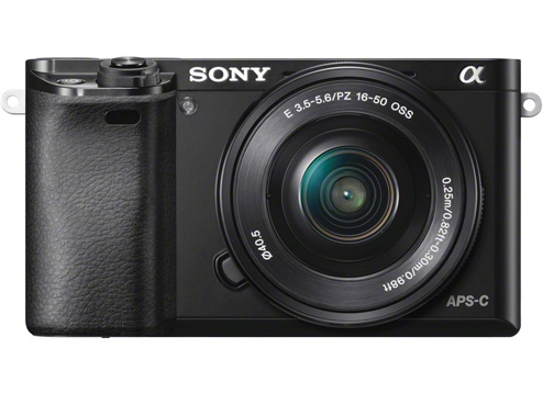 Máy ảnh KTS Sony Alpha ILCE 6000L - Black