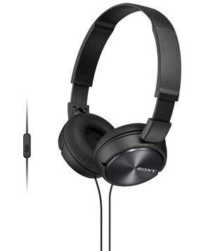 Tai nghe Sony MDR ZX310AP (Đen)