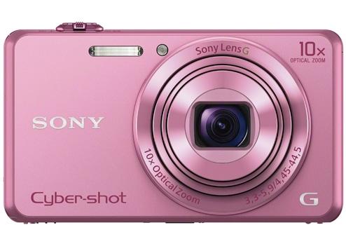 Máy ảnh KTS Sony CyberShot DSC-WX220 - Pink