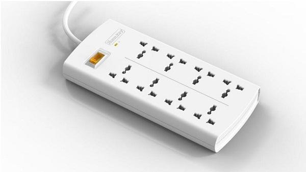 Ổ cắm điện đa năng Hunkey SZM-804052000